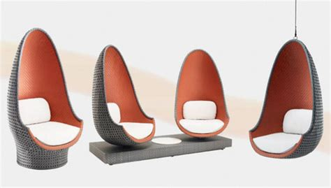 Fun Armchairs Philippe Starck Designed Lounge Chairs From Dedon