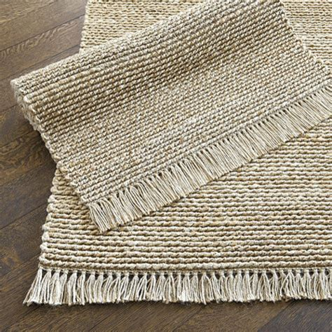 rope rugs twisted rope jute rug traditional rugs by ballard designs