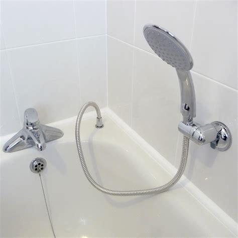 bathtub hose adapter through bath shower hose adapter