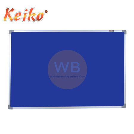 Soft Board Bludru Stand 60x90cm softboard keiko gantung bludru uk 60 x 120