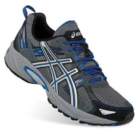 kohls mens shoes athletic kohl s cardholders asics gel venture 5 s running