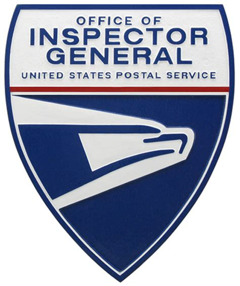 Office Inspector General United States Postal Service Office Of Inspector General