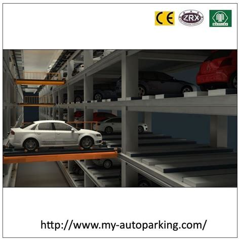 Underground Parking Garage Design plc control car parking system garage parking system