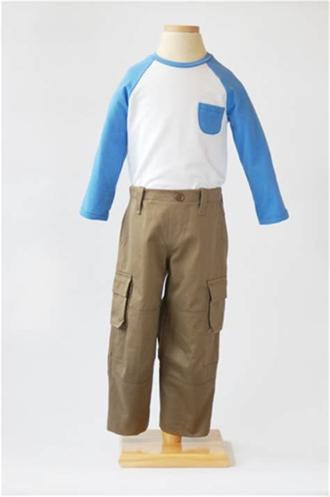 sewing workshop trio t shirt top pants digital field trip cargo pants raglan t shirt sewing