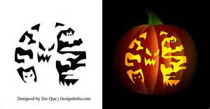 10 free printable scary pumpkin 25 best ideas about scary pumpkin carving on