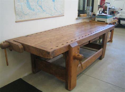 tavolo falegname prezzo banco da falegname in legno