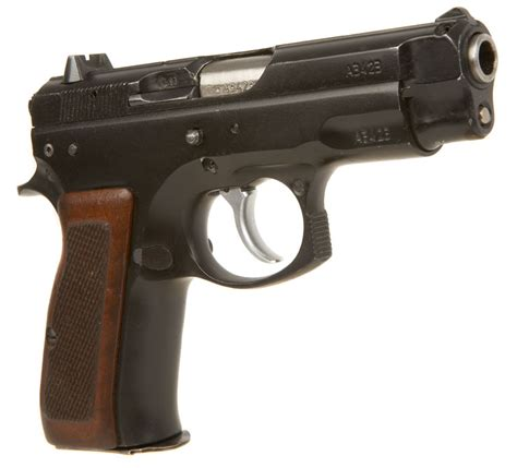 Or Cz Deactivated Cz 75 Compact 9mm Automatic Pistol Modern Deactivated Guns Deactivated Guns