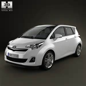 Toyota Verso 2012 Price Toyota Ractis Verso S 2012 3d Model Humster3d
