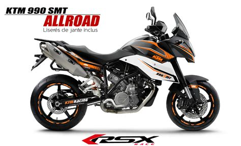Smt 990 Ktm Graphic Kit Ktm 990 Smt Allroad