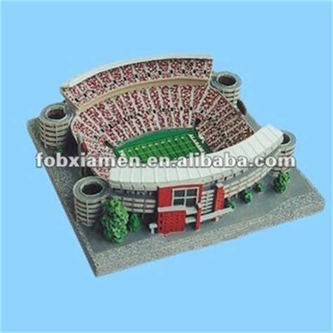 Football Aquarium Decorations by Home Decor Exqusite Football Stadium Replica Polyresin