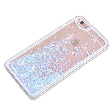 Hardcase Chanel For Iphone 66s 1 iphone 6 6s maxdara iphone 6 6s flowing liquid floating luxury bling glitter