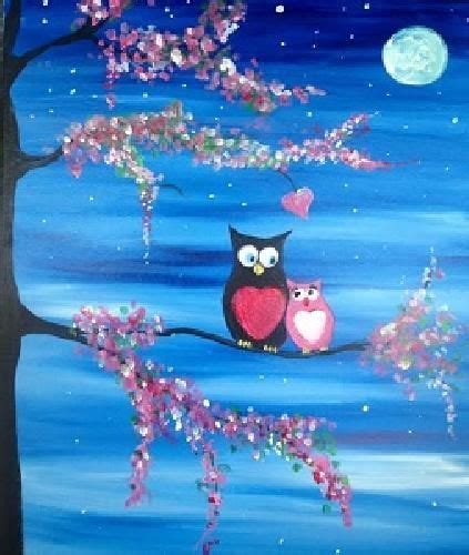 paint nite roanoke 17 best ideas about owl paintings on painting