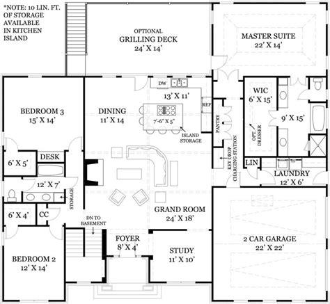 best floor plan one story floor plans one story open floor house plans