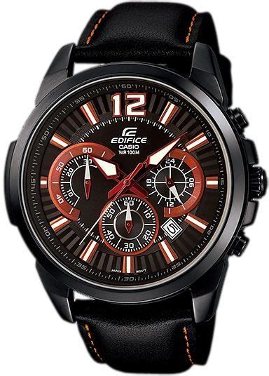 Edifice 535 Fullblack casio edifice s black leather band chronograph efr 535bl 1a4 price review and