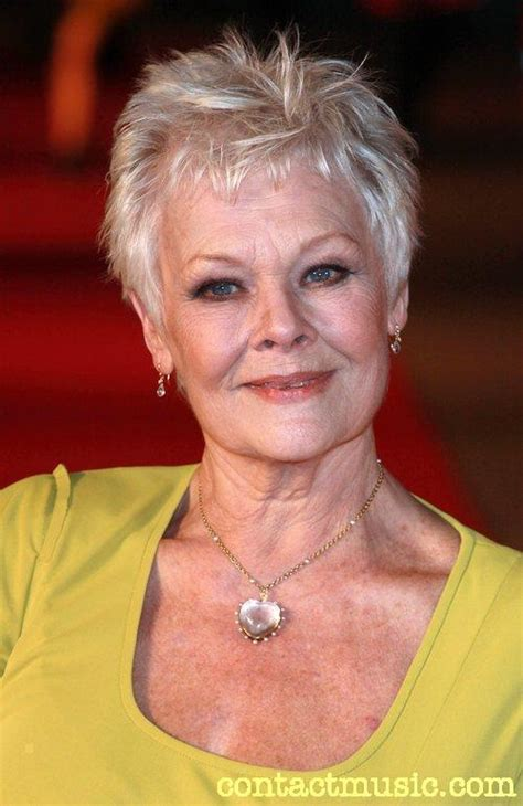 how to cut judi dench bangs 148 best judi dench images on pinterest judi dench hair