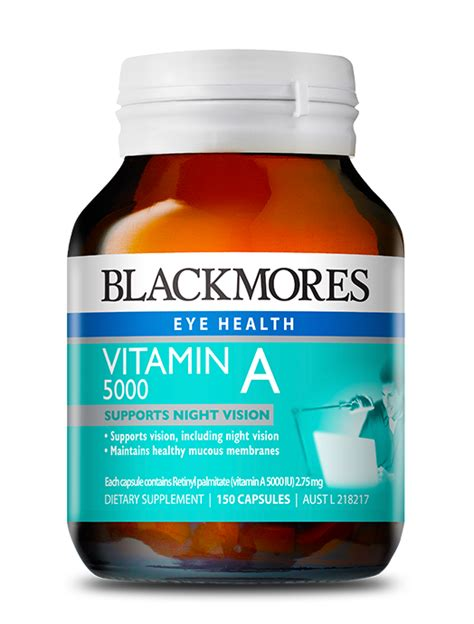 vitamin o supplement vitamin a 5000 blackmores