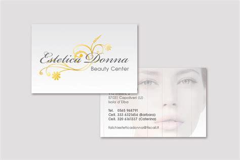 cornici per biglietti da visita biglietto da visita estetica donna elbaworld grafica