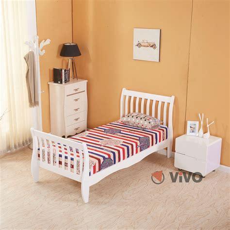 childrens pine bedroom furniture 3ft single wooden sleigh bed frame pine bedroom furniture