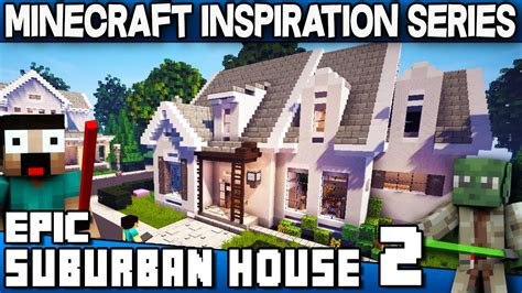 minecraft house inspiration minecraft subruban house 2 keralis inspiration series