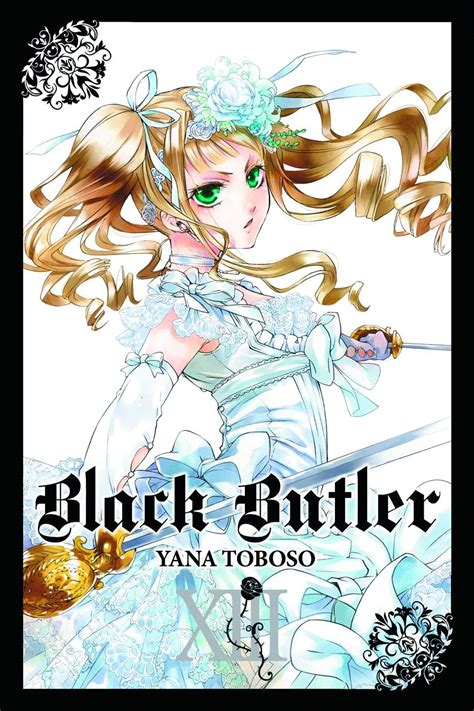 Black Butler Vol 16 yana toboso fresh comics