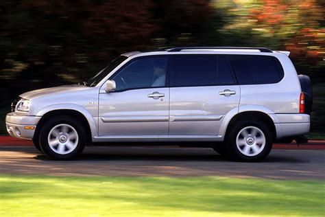 Suzuki Xl7 2002 Tire Size 2002 Suzuki Xl7 Overview Cars