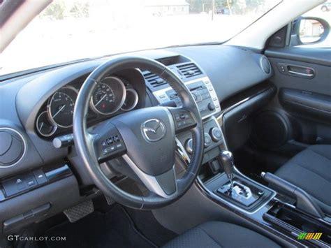 Mazda 6 2012 Interior by Black Interior 2012 Mazda Mazda6 I Touring Sedan Photo