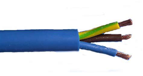 secondhand generators electric cable arctic blue v h07
