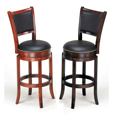 Bar Stools 29 Seat Height by Chelsea High Back Swivel Bar Stool Chair 29 Quot Seat Height
