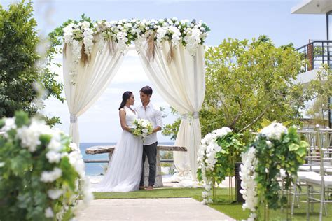 Boracay Wedding Package, Intimate Beach Weddings in