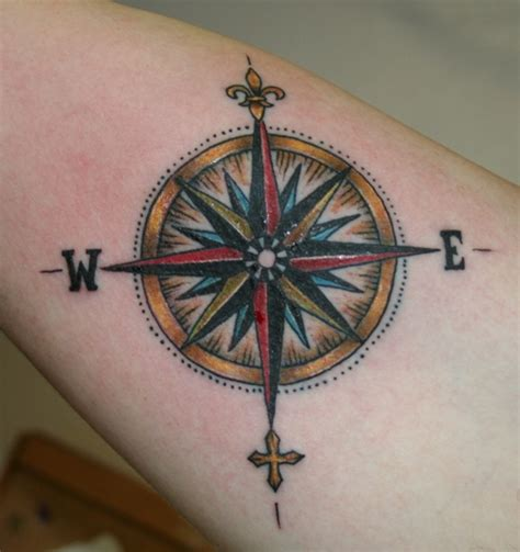 tattoo image compass rose old compass rose tattoo www imgkid com the image kid