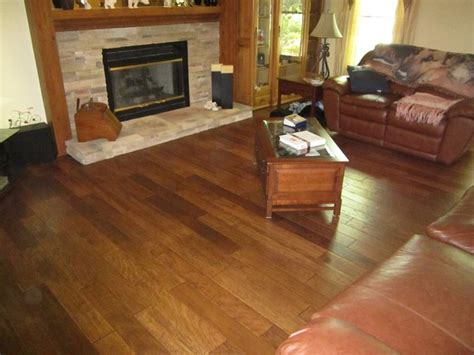 hardwood floor living room distressed engineered hardwood floors traditional