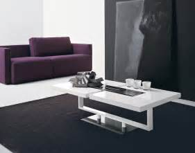 modern and innovative venezia coffee table design for