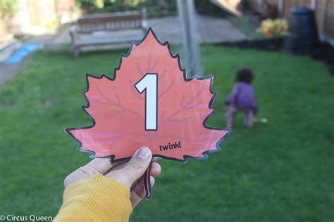 printable leaves twinkl five autumn printables for preschoolers beautiful tribe