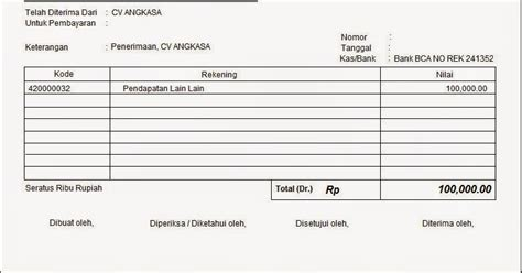 contoh faktur pajak masukan yang dapat dikreditkan gamis