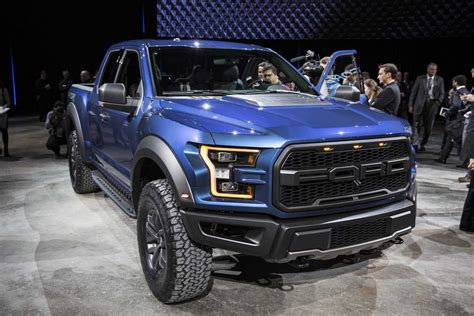 ford raptor 2016 the best vehicles from detroit s 2015 north american