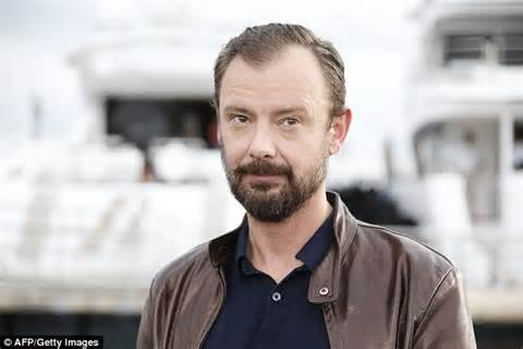 Rugged Cameras John Simm Shows Off A New Look While Promoting His Show