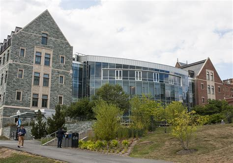 Georgetown Mcdonough Mba Ranking by Mba Rankings Rise In 2014