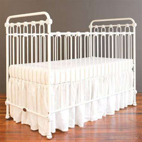 White Iron Cribs by Best 25 Iron Crib Ideas On Vintage Crib Boy