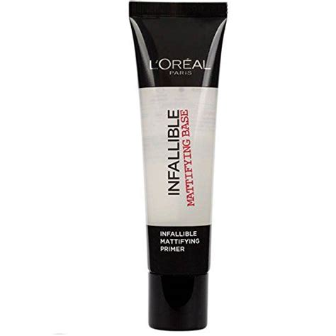 L Oreal Infallible l oreal infallible mattifying base reviews photos ingredients makeupalley