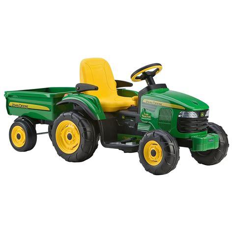 deere motorized tractor toys shop hayneedle baby
