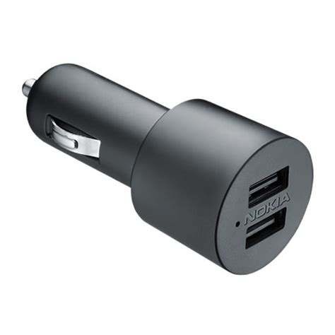 car charger for nokia nokia dc 20 dual micro usb car charger