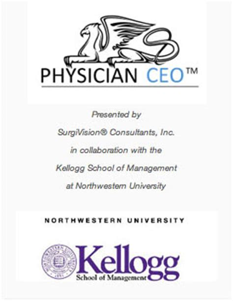 Best Mba Programs For Physicians by The Physician Ceo Program Kellogg School Of Management