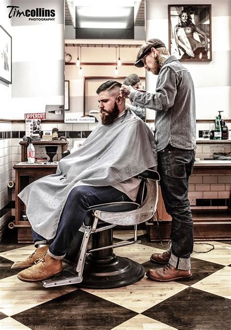 barbers cut style philippines frank rimer london barber on behance photos