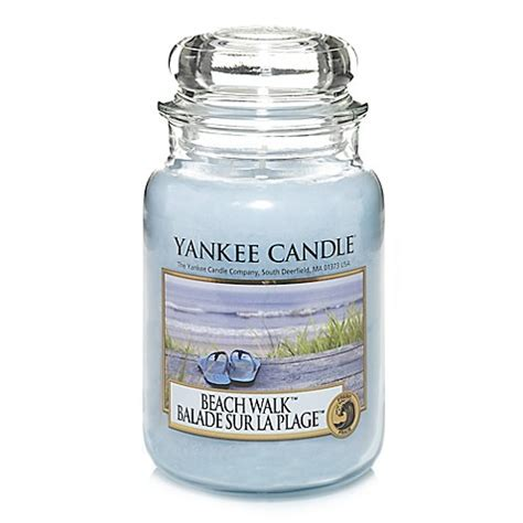 bed bath and beyond yankee candle yankee candle 174 beach walk scented candles bed bath beyond