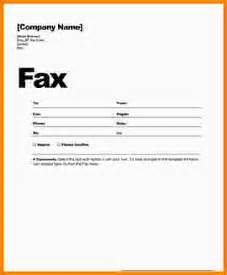 fax cover letter template word 2007 9 exle of fax cover sheet nypd resume