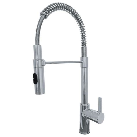 franke kitchen faucet shop franke fuji stain nickel 1 handle sold separately pull down kitchen faucet at lowes com