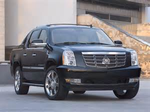 2010 Cadillac Escalade Truck 2010 Cadillac Escalade Ext Price Photos Reviews Features
