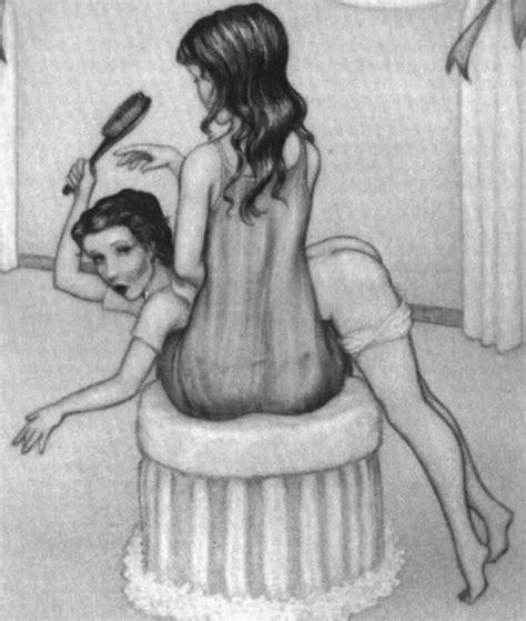 Consensual Spanking Sassy Bottoms Art