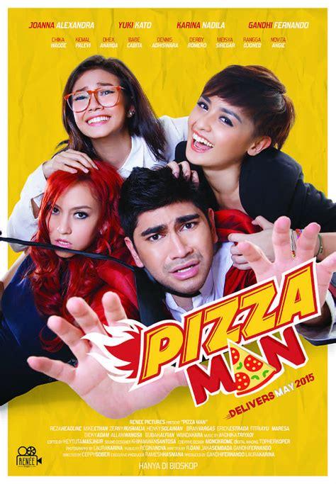 film terbaru yuki kato syuting rung film yuki kato pizza man rilis poster