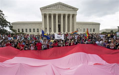 Supreme court ruling on gay marriage new york times